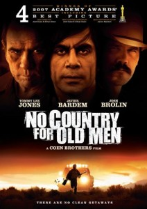 Shots of Silence: No Country for Old Men