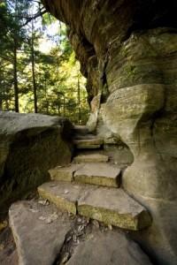 Stone Stairway (Stock Photo by Catherine Murray)
